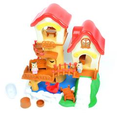 Домики на дереве Happy family 012-08