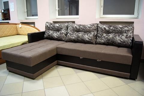 Угловой диван № 51