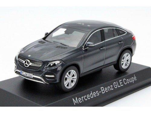Коллекционная модель Mercedes-Benz Gle Coupe 2015