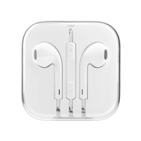 Наушники для iPhone - Ear Pods Lightning