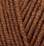 Пряжа Alize Lanagold Plus коричневый 373