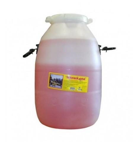 Антифриз для систем отопления ХимАвто Теплый дом-65, 50 литров