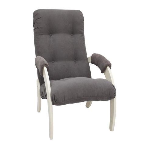 Кресло для отдыха МИ Модель 61, Венге, ткань Zodiak 1