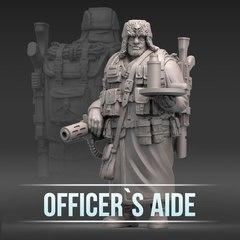 Officer`s Aide