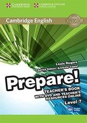 Cambridge English Prepare! Level 7 Teacher's Bo...