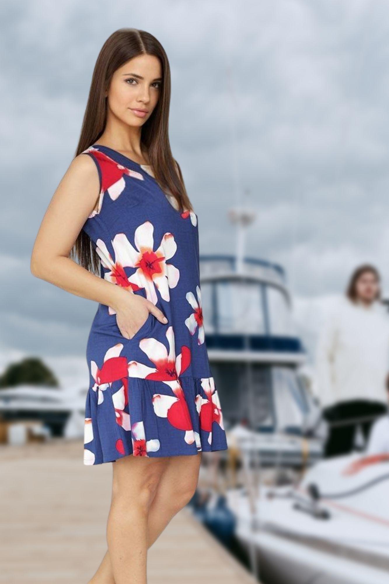Платье женское Лето