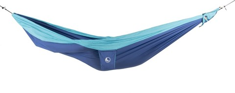 Картинка гамак туристический Ticket to the Moon king size hammock Royal Blue/Turquoise - 4