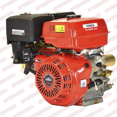 Двигатель Forza FZ 415Е с электростартером