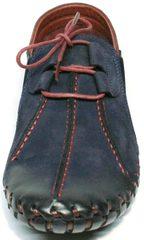 Модные мужские летние туфли Luciano Bellini 23406-00 LNBN.