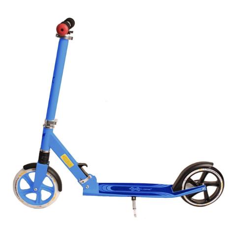 Двухколесный самокат Explore TARGET blue