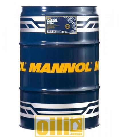 Mannol 7504 DIESEL EXTRA 10W-40 208л