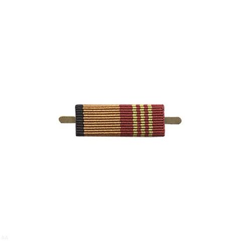 ВОП с лентой к медали За участие в военном параде в ДП (узкая)