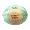 Пряжа Fibranatura Cotton Royal 18-720 (Мята)
