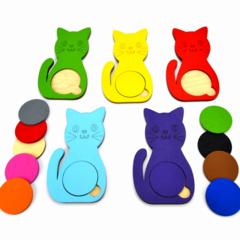 Кошечки с кругами