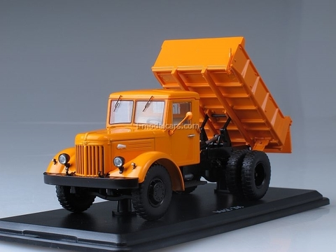 MAZ-205 dump orange Start Scale Models (SSM) 1:43