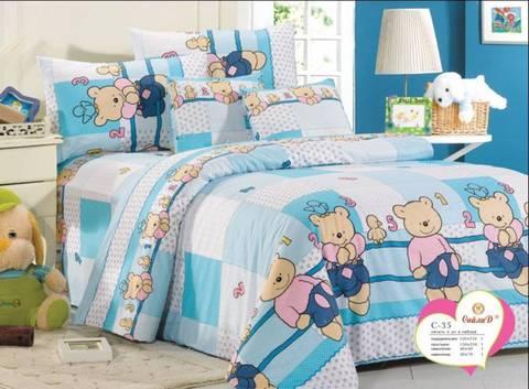 Детское постельное белье С-35 Сайлид