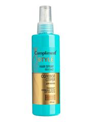 Compliment Солевой спрей для волос Эффект пляжных волн
