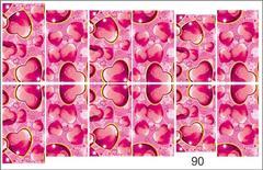 Слайдер наклейки Photonailart №90