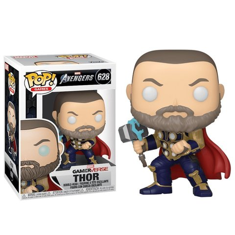 Фигурка Funko POP! Bobble: Marvel: Avengers Game: Thor 47758