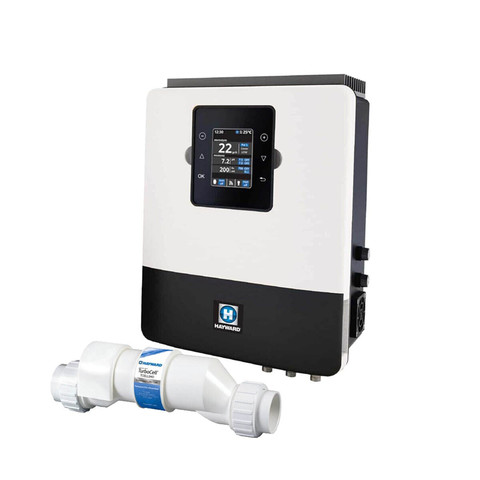 Станция контроля качества воды Hayward Aquarite Plus T15E + Ph на 30 г/час / 16113