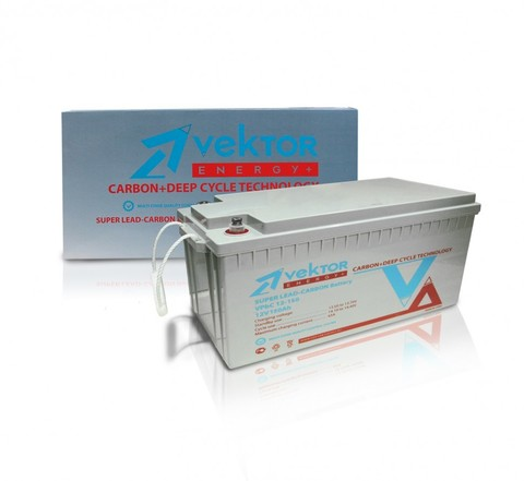Аккумулятор VEKTOR ENERGY VPbC 12-150