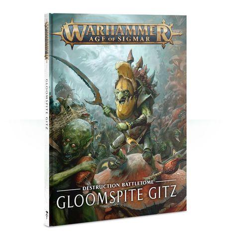 BATTLETOME: GLOOMSPITE GITZ (HB)