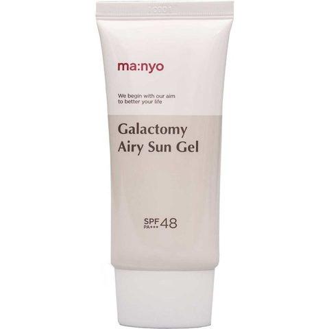 Купить MA:NYO GALACTOMY AIRY SUN GEL - Солнцезащитный гель