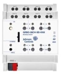 Johnson Controls GRBO-08CH-KNX
