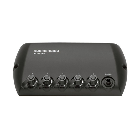 5-портовый Ethernet-коммутатор HUMMINBIRD AS ETH 5PXG