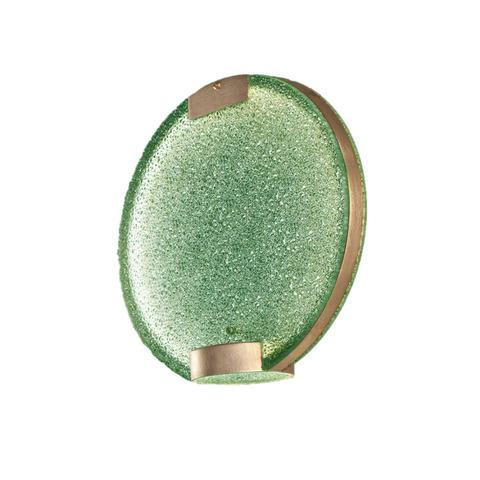 Настенный светильник Horo by Masiero (зеленый)