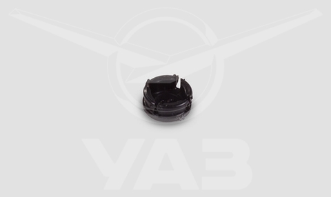 Заглушка вкладыша обивки дверей УАЗ 3163 (пластик)