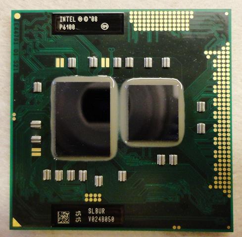 Intel Pentium P6100 (3Mb Cache, 2.00 GHz)