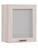 Шкаф кухонный  ЛЕГЕНДА-10 со стеклом 500