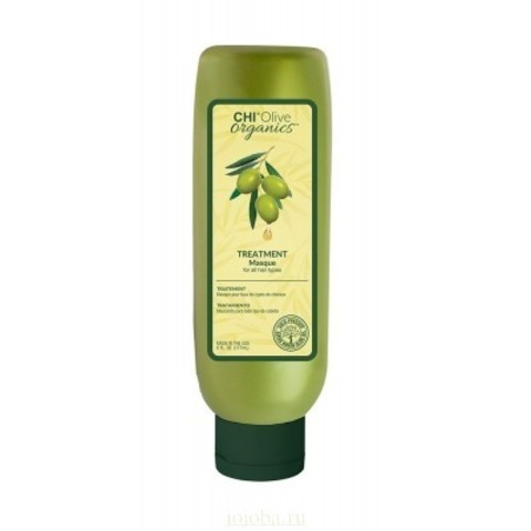 CHI Olive Organics: Маска для волос (Treatment Masque for all Hair Types), 117мл