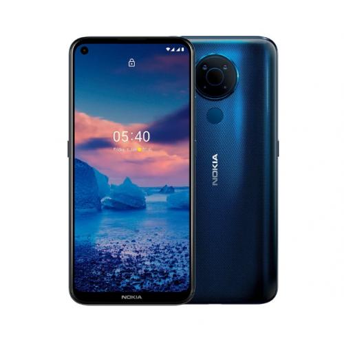 Nokia 5.4 Nokia 5.4 4.128Gb Blue (Синий) black1.png