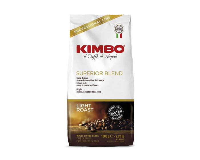 купить Кофе в зернах Kimbo Superior Blend, 1 кг