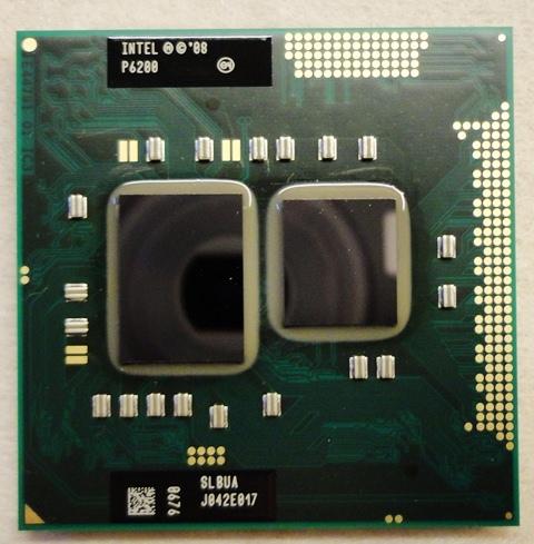 Intel Pentium P6200 (3Mb Cache, 2.13 GHz)