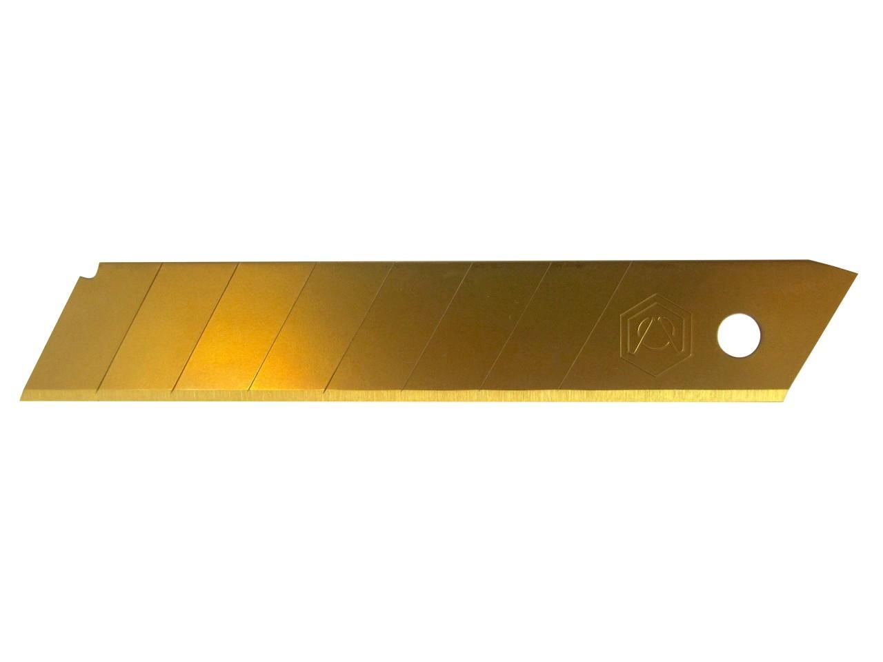 Лезвие A512/119 сегментное Tytan, 25 мм, 5 шт