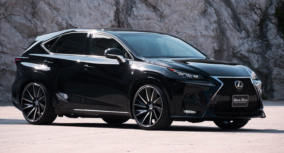 Обвес WALD Black Bison для Lexus NX200t/NX300h