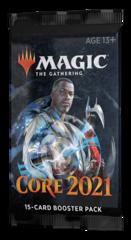 Бустер «Core set 2021» (на английском)