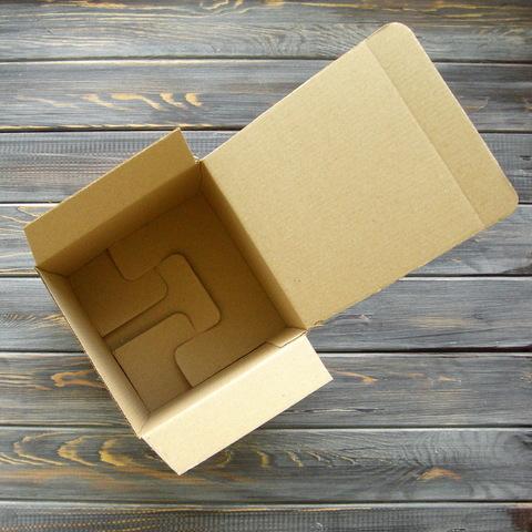 Коробка мгк КУБИК (125*125*125мм)