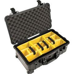 Чемодан Pelican 1510 Carry On Case кейс с пенными разделителями