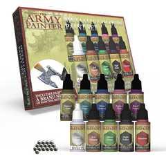 Metallic Colours Paint Set