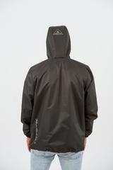 Ветровка мужская Мембрана темно-серый