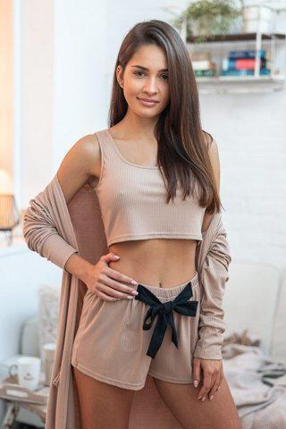 Комплект женский с шортами SENSIS KOMPLET SOFIA
