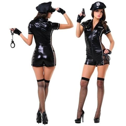 Сексуальный костюм Полицейского офицера