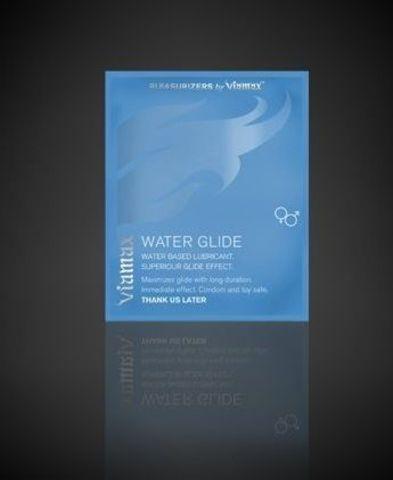 Увлажняющая смазка на водной основе Water Glide - 3 мл.