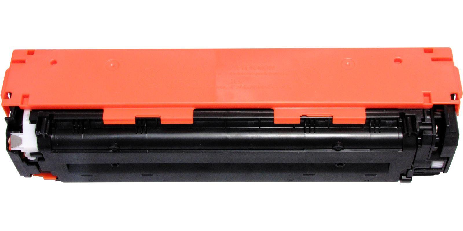 Картридж лазерный цветной Office Pro© 128A CE322A желтый (yellow), до 1300 стр.