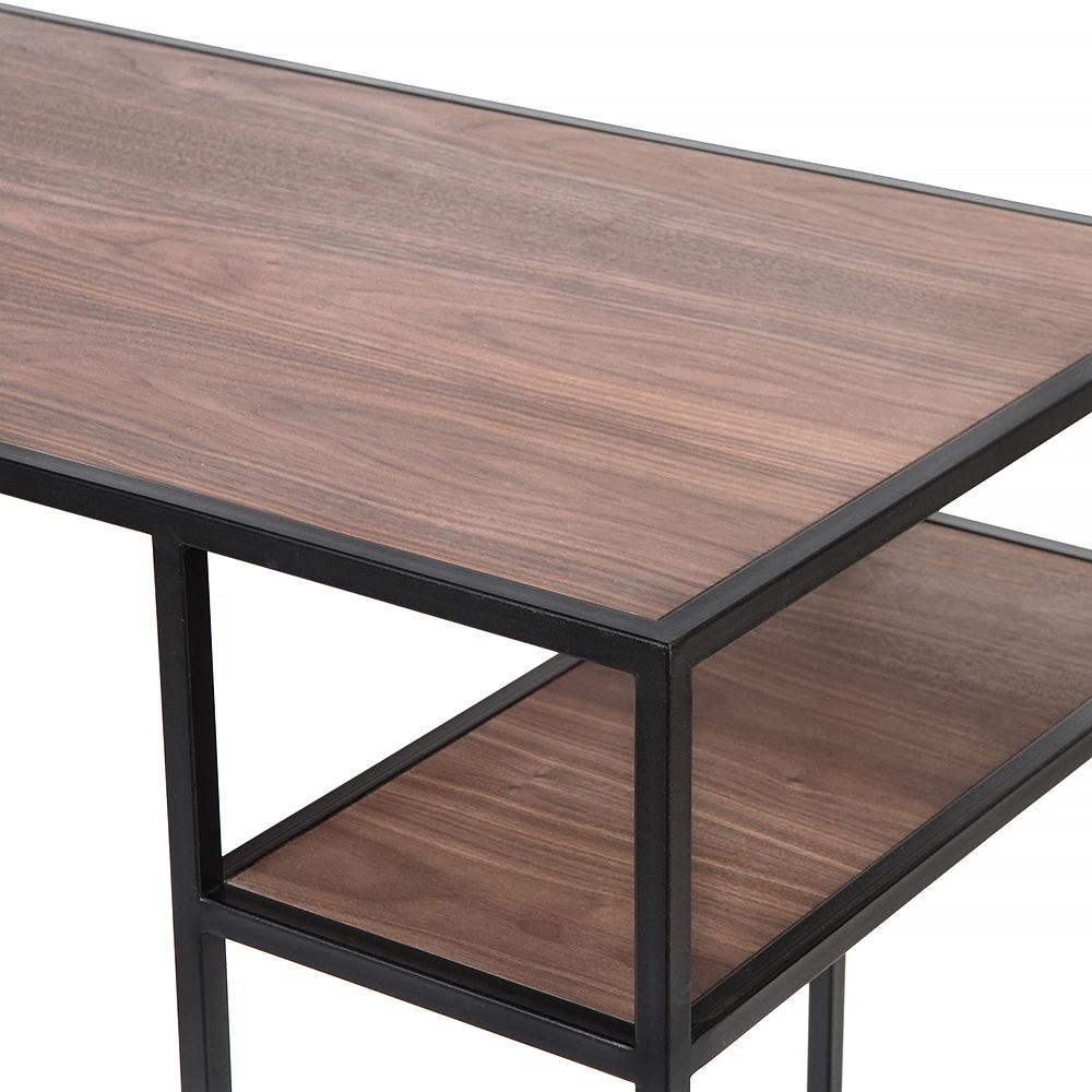 Рабочий стол Romero black - вид 4