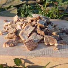 Сушеное мясо - свинина кусочками 'Каша из топора' 100г